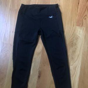 Black Hollister Leggings ♟